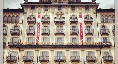 Photo of Hotel Grand Hotel Des Iles Borromees Stresa at Corso Umberto I, 67, Stresa 28838, Italy