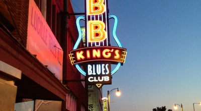 Photo of American Restaurant B.B. King's Blues Club at 143 Beale Street, Memphis, TN 38103, United States