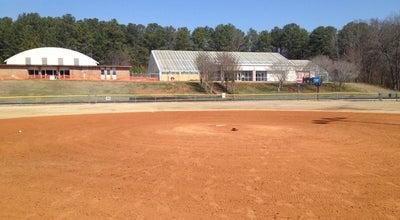Photo of Baseball Field Lakeshore Running Track at 114 Lumpkin Dr, Carrollton, GA 30117, United States