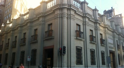 Photo of History Museum Museo Chileno de Arte Precolombino at Bandera 361, Santiago 8320298, Chile
