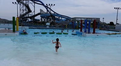 Photo of Water Park Island Oasis Water Park at 321 E Fonner Park Rd, Grand Island, NE 68801, United States