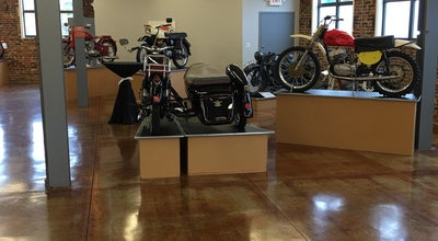 Photo of Tourist Attraction Moto Museum at 3441 Olive St, Saint Louis, MO 63103, United States