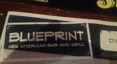 Photo of American Restaurant Blueprint American Bar And Grille at 9 Village Sq, Westminster, MA 01473, United States