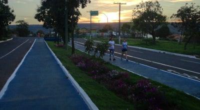 Photo of Racetrack Pista de caminhada Itanhanga at Caldas Novas, Brazil