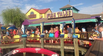 Photo of American Restaurant Fish Tales Bar & Grill at 2207 Herring Way, Ocean City, MD 21842, United States