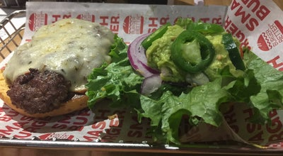Photo of American Restaurant Smashburger at 200 Ellington Blvd, Gaithersburg, MD 20878, United States