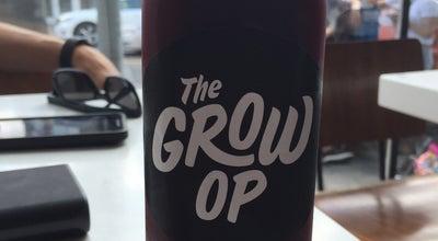 Photo of Restaurant The Grow Op at 222 Ossington Avenue, Toronto M6J 2Z9, Canada
