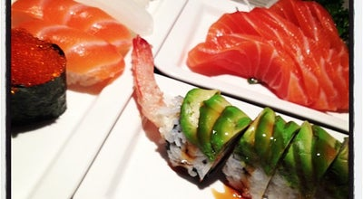 Photo of Sushi Restaurant Sushi Legend 糰長 at 10 Ravel Rd,, North York, ON M2H 1S8, Canada