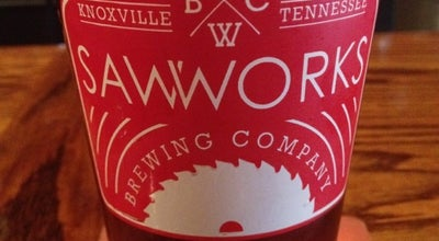 Photo of Brewery Saw Works Brewing Company at 708 E Depot Ave, Knoxville, TN 37917, United States