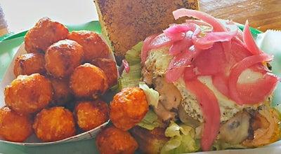 Photo of American Restaurant Paradise Valley Burger Company at 4001 E Bell Rd, Phoenix, AZ 85032, United States
