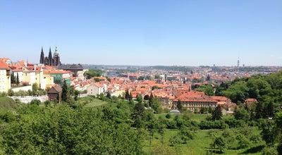 Photo of Scenic Lookout Vyhlídková cesta at Petřínské Sady, Praha 118 00, Czech Republic