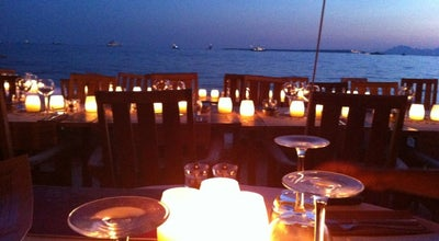 Photo of French Restaurant Plage Helios at Promenade Du Soleil, Juan-les-Pins 06160, France