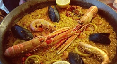 Photo of Paella Restaurant Casa de Valencia at P. Pintor Rosales, 58, Madrid 28008, Spain