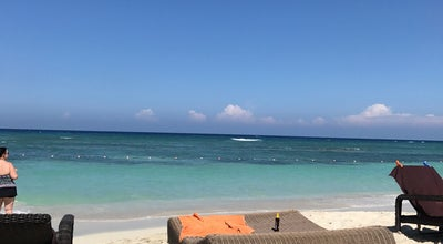 Photo of Beach Secrets Beach at Secrets St. James, Montego Bay, Jamaica