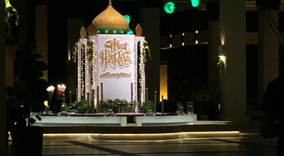 Photo of Hotel Magellan's Lobby at Magellan Sutera Harbour Resort, Kota Kinabalu, Malaysia