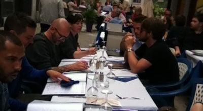 Photo of Mediterranean Restaurant Restaurant le Myconos at Rue De La Halle 8, Namur 5000, Belgium