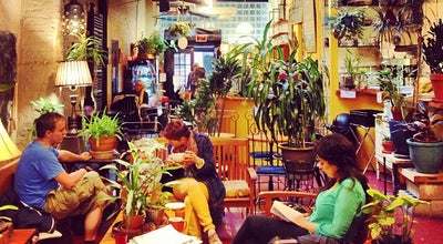 Photo of Cafe Grounded at 28 Jane St, New York, NY 10014, United States
