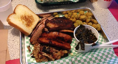 Photo of American Restaurant Sandfly BBQ at 8413 Ferguson Ave, Savannah, GA 31406, United States
