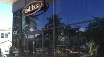 Photo of American Restaurant Yard House at 1681 Lenox Ave, Miami Beach, FL 33139, United States