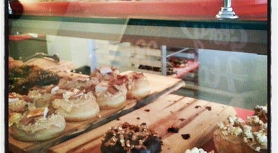 Photo of Cafe Glory Hole Doughnuts at 1596 Queen St W, Toronto, ON M6R 1A8, Canada
