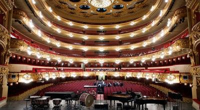 Photo of Opera House Liceu Opera Barcelona at La Rambla, 51-59, Barcelona 08002, Spain