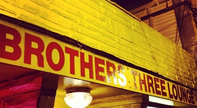 Photo of Other Venue Brothers III Lounge at 4520 Magazine St, New Orleans, LA 70115