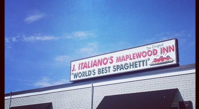 Photo of Italian Restaurant Joe Italiano's Maplewood Inn at 470 S. White Horse Pike, Hammonton, NJ 08307, United States