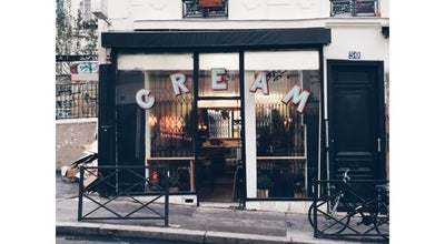 Photo of Restaurant Cream at 50 Rue De Belleville, Paris 75020, France