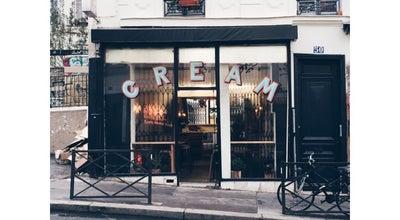 Photo of Coffee Shop Cream at 50 Rue De Belleville, Paris 75020, France
