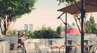 Photo of French Restaurant Les Sardignac Sur le Toit at Place Du Maquis Du Vercors, Paris 75019, France