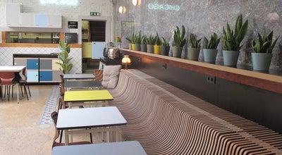 Photo of Cafe Chicago Cafe at Rue De Flandre 45, Brussels 1000, Belgium