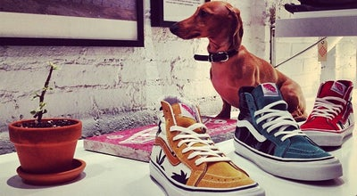 Photo of Shoe Store The Vans DQM General at 93 Grand St, New York, NY 10013, United States