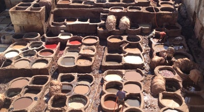 Photo of Tourist Attraction Chouara Tannery at Hay Lablida Chouara, Fes, Morocco
