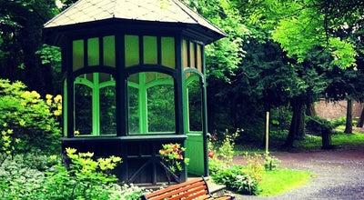 Photo of Garden Jardin Jean-Félix Haptuin at Waversesteenweg 512 Chaussée De Wavre, Etterbeek 1040, Belgium