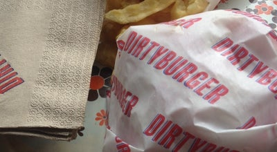 Photo of Burger Joint Dirty Burger at 13 Bethnal Green Road, London, United Kingdom