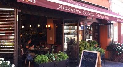 Photo of Mexican Restaurant El Paso Taqueria at 1643 Lexington Ave, New York, NY 10029, United States