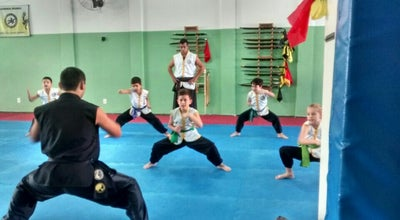 Photo of Martial Arts Dojo Academia Wushu at Av. Franciso De Paula Oliveira Nazareth, 776, Campinas 13031-440, Brazil