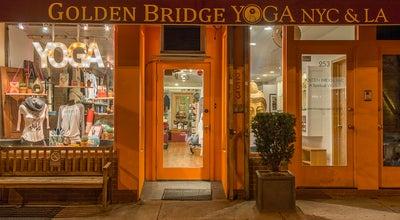 Photo of Yoga Studio Golden Bridge Yoga NYC at 253 Centre St, New York, NY 10013, United States