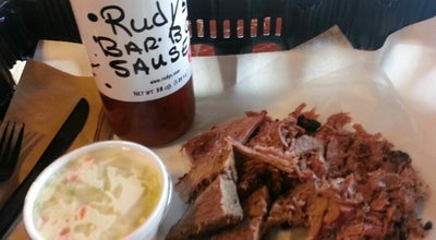 Photo of American Restaurant Rudy's Country Store And Bar-B-Q at 9828 Dallas Pkwy, Frisco, TX 75033, United States