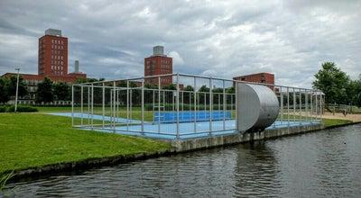 Photo of Lake Blauwe Loper at Den Haag, Netherlands