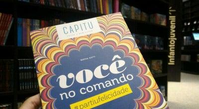 Photo of Bookstore Livraria da Vila at Parque Shopping Maia, Guarulhos 07097-420, Brazil