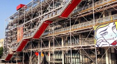 Photo of Art Museum Centre Pompidou – Musée National d'Art Moderne at Place Georges Pompidou, Paris 75004, France