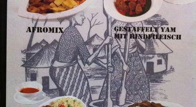 Photo of African Restaurant Nollywood Westafrikanische Spezialitäten at Frankfurt, Germany