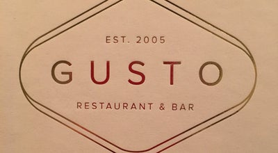 Photo of Gastropub Gusto at 151 Otley Old Rd, Leeds LS16 6HN, United Kingdom