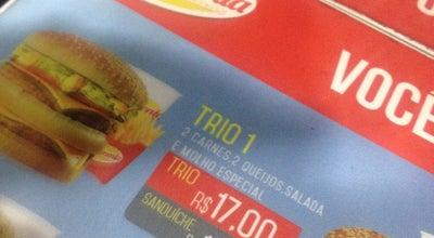 Photo of Burger Joint Experimenta Lanches at Alberto Teixeira Da Cunha, Nilópolis, Brazil