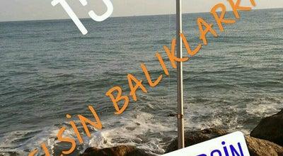 Photo of Beach Güzeldağ Sitesi Sahili at Erdemli/mersin, Erdemli/Mersin 33740, Turkey