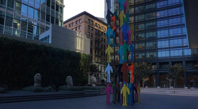 Photo of Other Venue 555 Mission Plaza - Sculpture Garden at 555 Mission St, San Francisco, CA 94105, United States