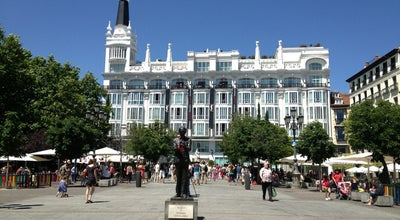 Photo of Plaza Plaza de Santa Ana at Pl. De Santa Ana, Madrid 28012, Spain