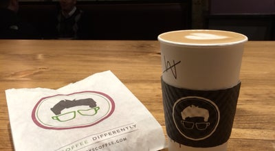 Photo of Coffee Shop Gregory's Coffee at 20 E 40th St, New York, NY 10016, United States