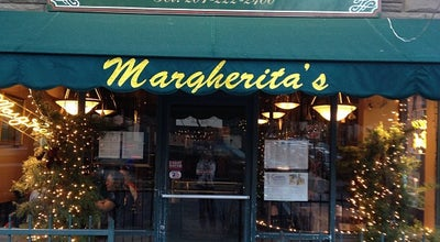 Photo of Italian Restaurant Margherita's Pizza & Cafe at 740 Washington St, Hoboken, NJ 07030, United States
